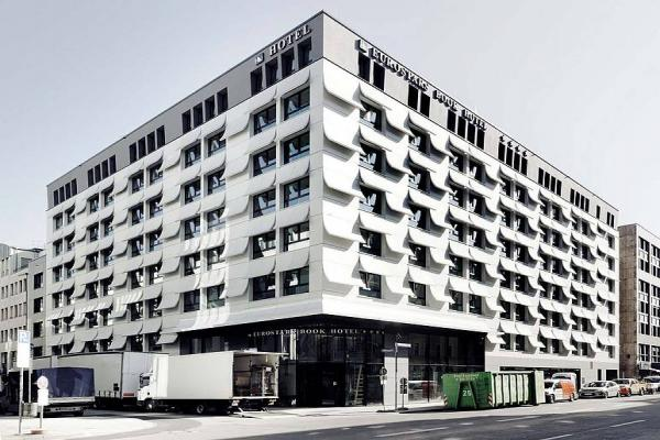 Eurostars Book Hotel фото