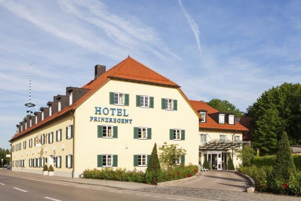 Hotel Prinzregent фото