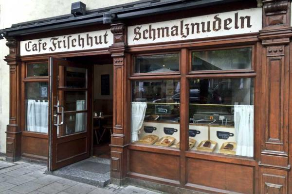Schmalznudel - Cafe Frischhut photo