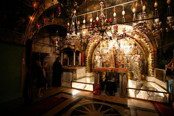 Храм Гроба Господня фото