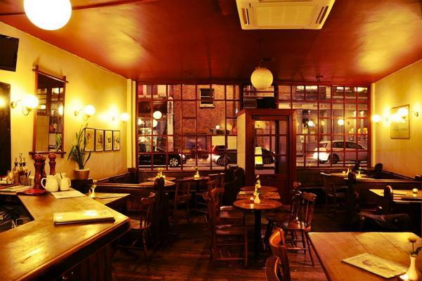 Albertine Cafe & Bar фото