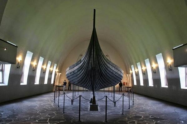 Foto del Museo de Barcos Vikingos