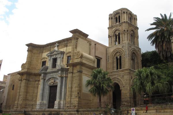 Church of La Martorana photo