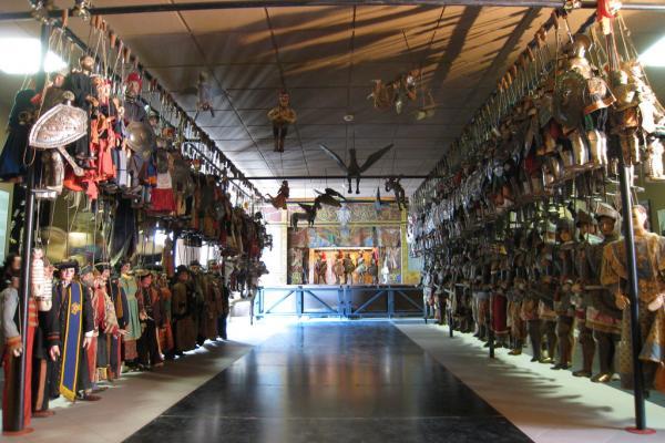 Музей марионеток фото