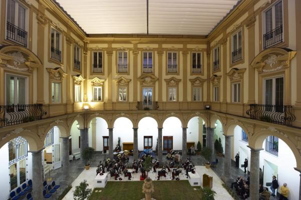 Grand Hotel Piazza Borsa photo