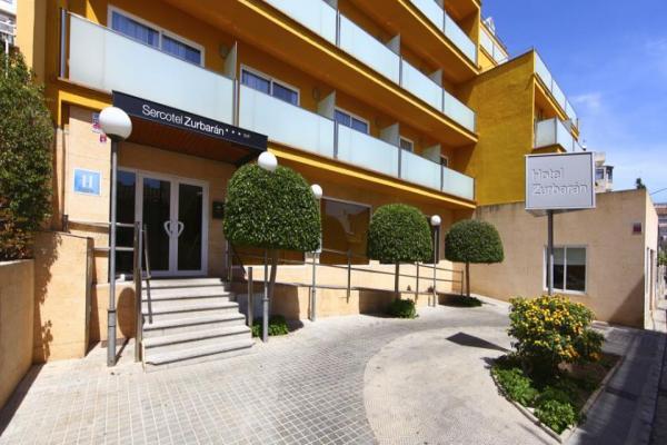 Hotel Sercotel Zurbaran фото