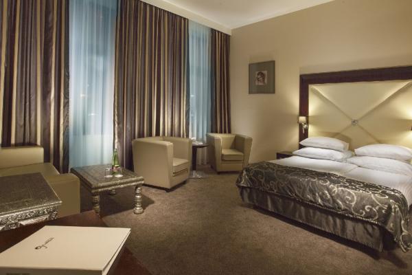 Grandior Hotel Prague photo