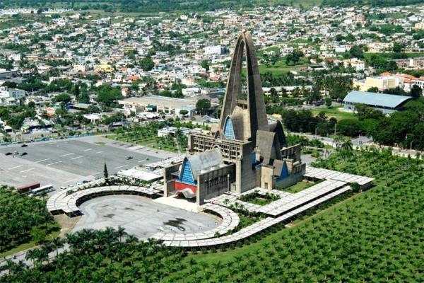 Историческая часть города Игуэй фото