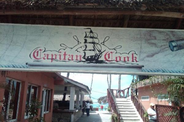 Captain Cook Photo