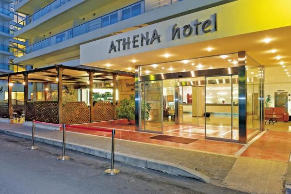 Foto de Athena Hotel