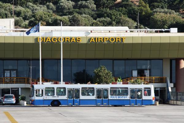 Аэропорт Родоса Диагорас фото