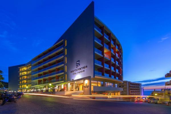 Foto de Semiramis City Hotel Rhodes