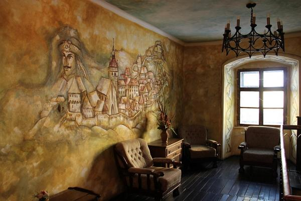 Sighisoara and the house of Dracula photo