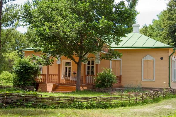 House-Museum of A.P. Chekhov in Melikhovo photo