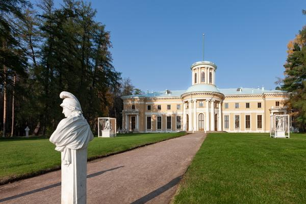 Manor Arkhangelsk photo