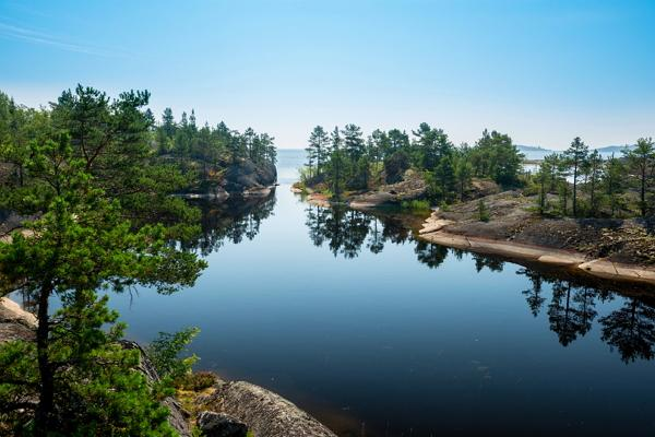 Lake Ladoga photo