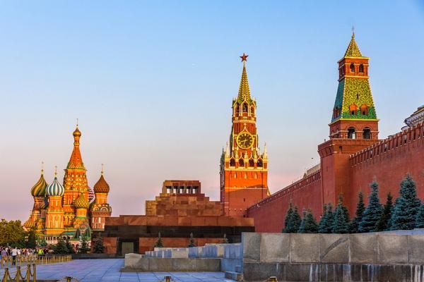 Foto del Kremlin de Moscú