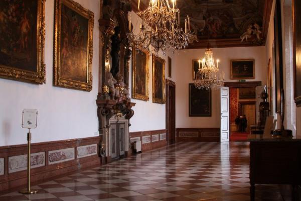 Художественная галерея Резиденции фото