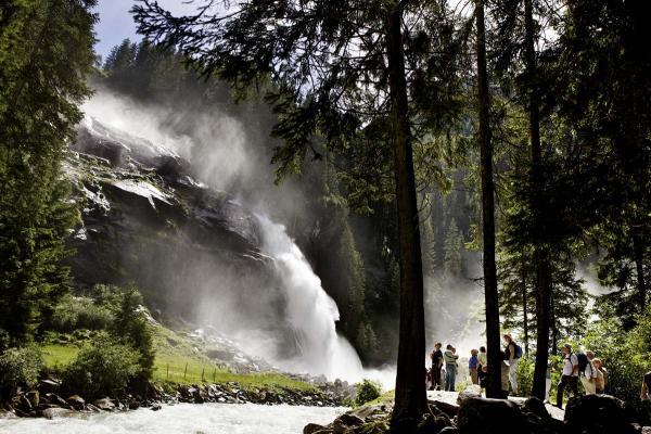 Криммльские водопады фото