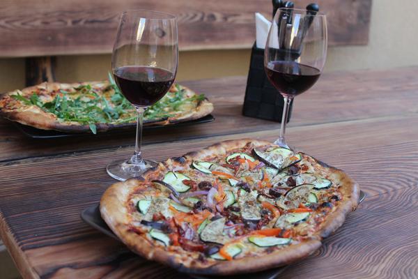 Organic Pizza фото