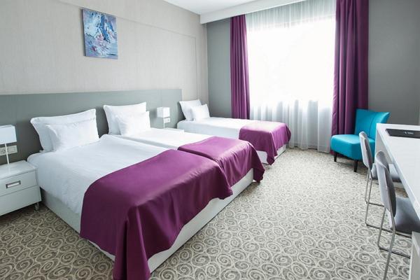 Hotel 88 Zimmer Foto