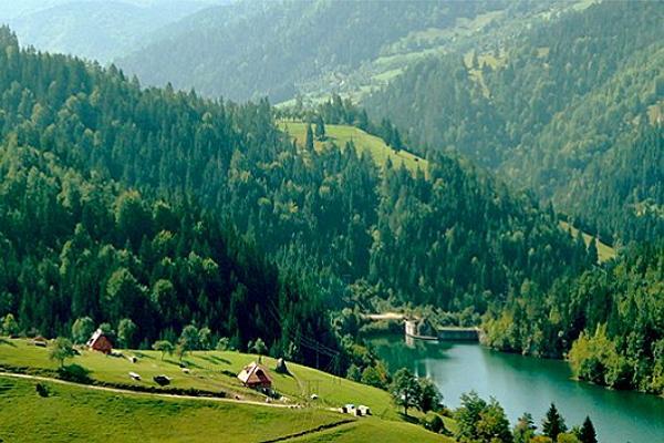 Frushka Gora Nationalpark und Mokra Gora Foto