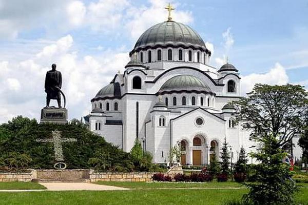 Kathedrale der Heiligen Save Foto