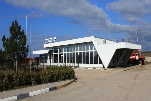 Аэропорт Севастополя Бельбек фото