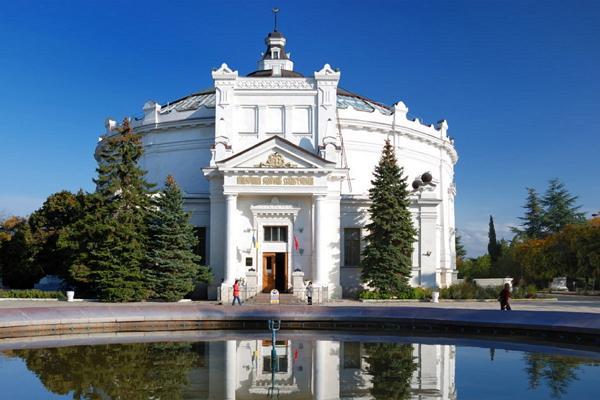 Панорама «Оборона Севастополя 1854-1855 гг.» фото