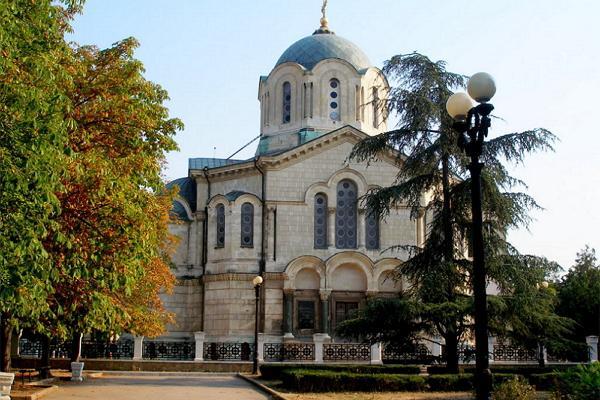 Адмиралтейский собор Святого Владимира фото