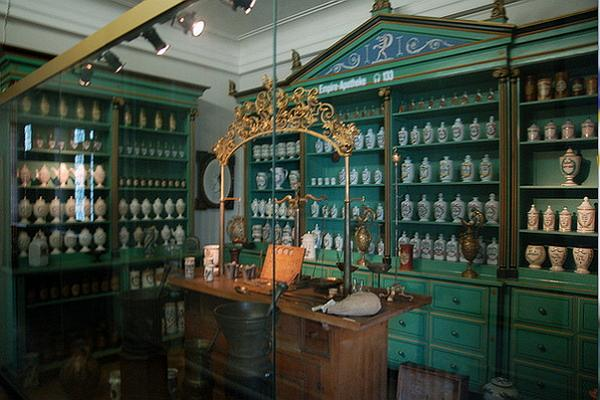 University of Basel Pharmaceutical History Museum photo