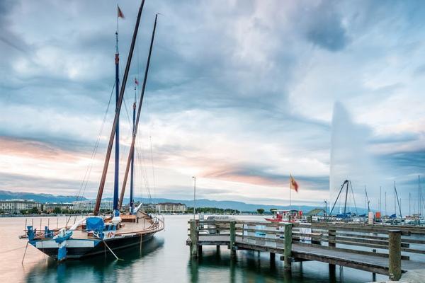 Lake Geneva photo