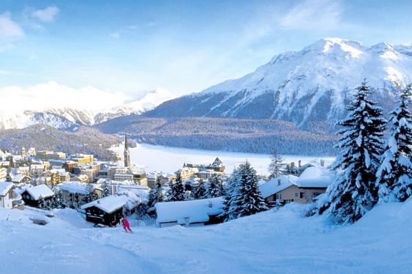 St. Moritz photo