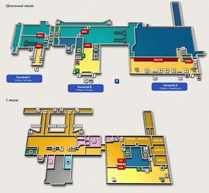 Milan Rastislav Stefanik Airport (Bratislava Milan Rastislav Stefanik Airport) scheme