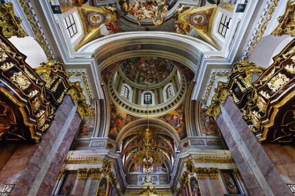 St. Nicholas Cathedral Foto
