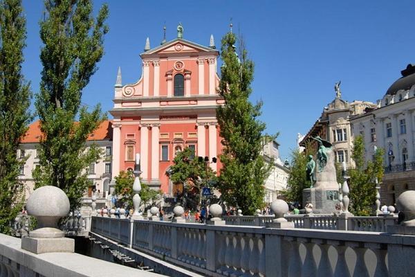 Franziskanerkirche der Verkündigung Foto