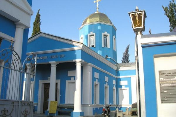 Храм Покрова Пресвятой Богородицы фото