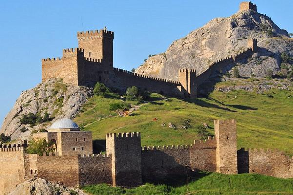 Genoese fortress photo