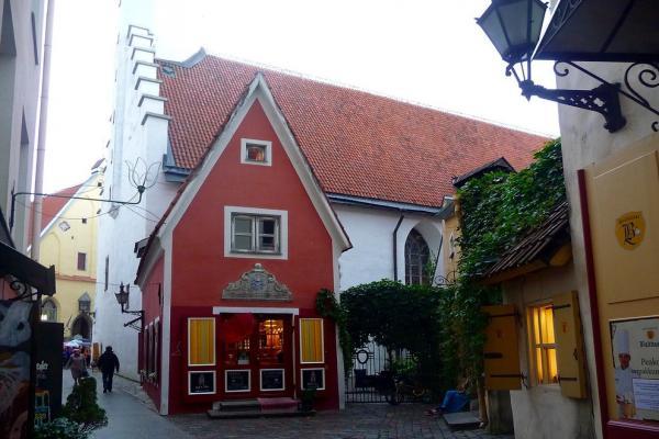 Old city photo