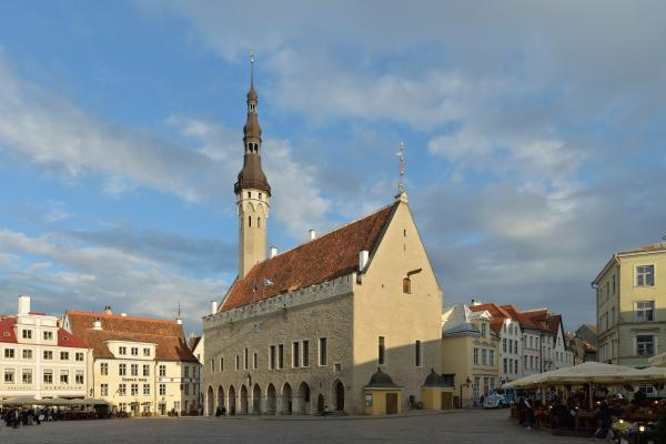 Tallinn Town Hall photo