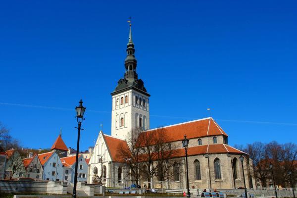 Church Niguliste photo