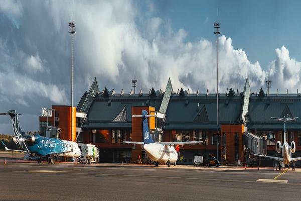Аэропорт Таллина имени Леннарта Мэри фото