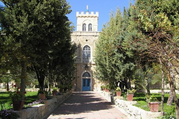 Монастырь Бейт-Джамаль фото