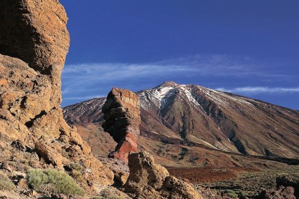 Национальный парк Тейде фото