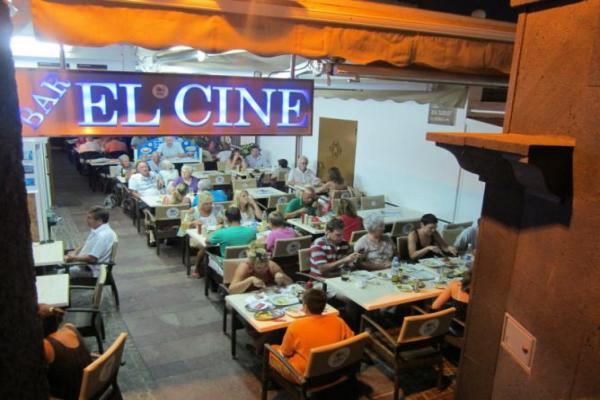 Bar Restaurante El Cine фото