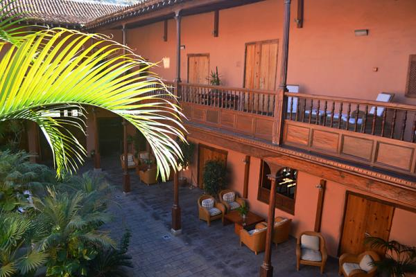 Hotel La Quinta Roja фото