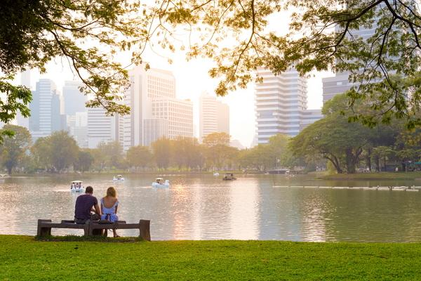 Foto del parque Lumpini