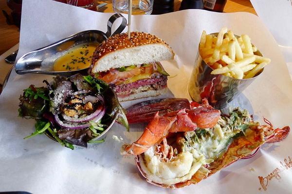 Burger & Lobster photo