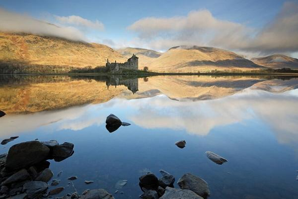 Loch Awe photo