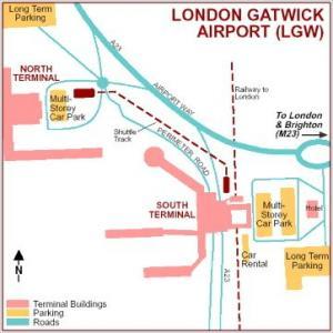 Gatwick Airport scheme